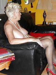 Big Granny Pussy